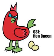Hen Queen