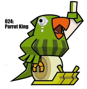 Parrot King