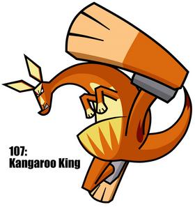 Kangaroo King