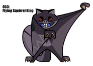 Flying Squrriel King