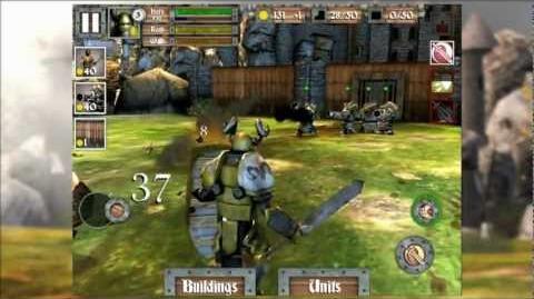 Heroes & Castles - Gameplay Demonstration-1