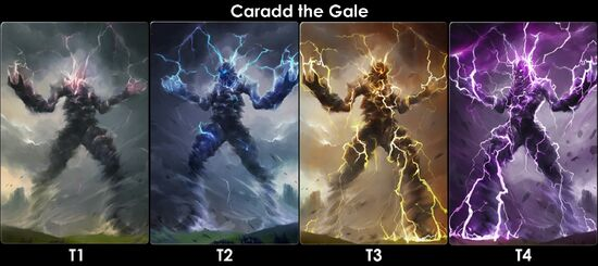 Caradd The Gale