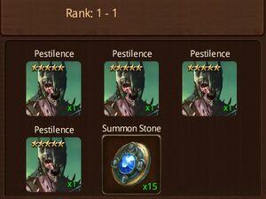 Plagueland Rewards 1st