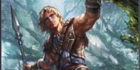 Corraddin of the Spear