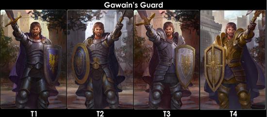 Gawain's Guardevo