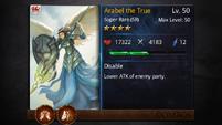 Arabel the True mevo2
