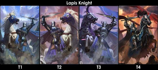Lapis Knightevo