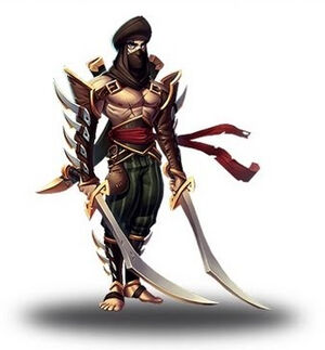 Nomad assassin image