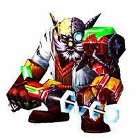 Goblin Scout Eccentric Engineer 3D(2)
