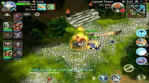 Heroes O&C Online Jombraa wreckage - by eDawg