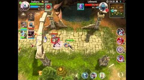 New Hero DAILIANA Skill Spotlight