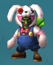 Gambler sick bunny skin 3D