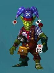 Gambler deck hand skin 3D