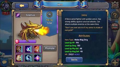 Heroes Tactics Gladius