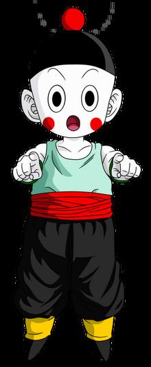 Chiaotzu alt outfit