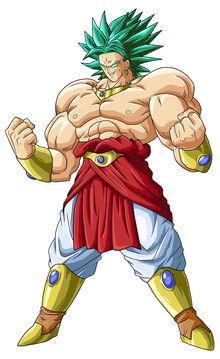 Broly legendary super saiyan god super saiyan by dgkilla95-d8wwg4e
