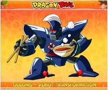Dragon ball oolong robot by tekilazo-d30voj5
