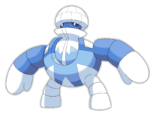 Mechloo igloo fakemon v2 by smiley fakemon-dafcnzl
