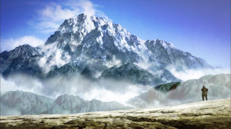 Montagne Platine