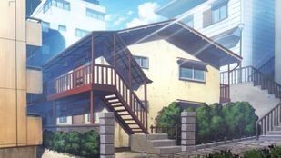 Ian's apartment