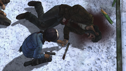 Kenny's Death NGB