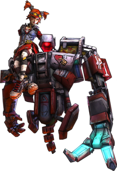 File:Gaige and Deathtrap.png