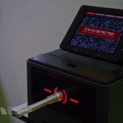 EVO testing device