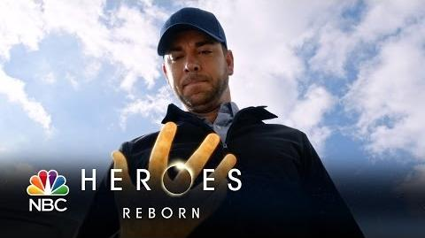 Heroes Reborn - Luke Comes Clean (Episode Highlight)