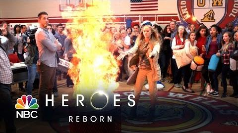 Heroes Reborn - Center of Attention (Episode Highlight)