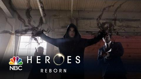 Heroes Reborn - Malina vs