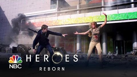 Heroes Reborn - The Finale Awaits (Promo)
