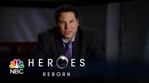 Heroes Reborn - Inside the Eclipse Episode 8 June 13th, Part 2