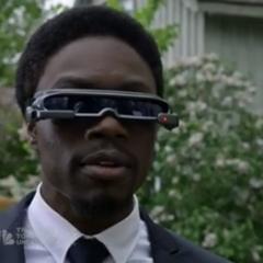 Prime with E.P.I.C glasses