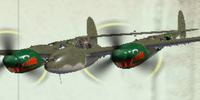 P38L Lightning