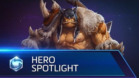 Rexxar Spotlight – Heroes of the Storm