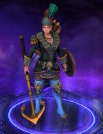 Seafury Pirate Queen Cassia