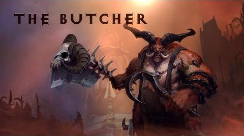 Heroes of the Storm – Butcher Trailer