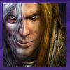 W3 Corrupted Arthas Portrait