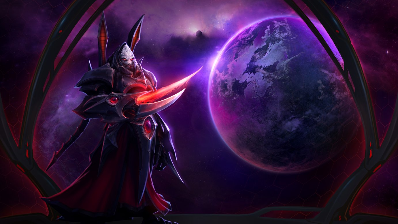 Image  Alarak Homescreenjpg Heroes Of The Storm Wikia