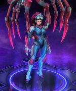 Kerrigan - Queen of MEKA