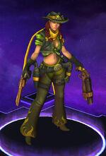 Valla - Deputy - Grassy