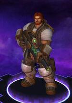 Raynor - Commander - Urban