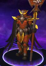 Medivh - Knight Owl - Citrine