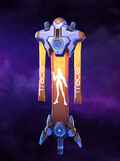 Iconic Tracer Warbanner