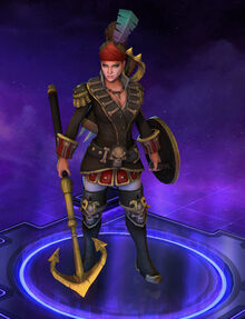 Pirate Queen Cassia