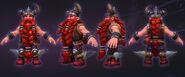 Lost Vikings - Erik cosplay
