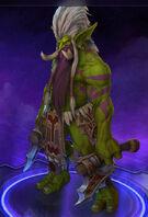 Zul'jin - Warlord of the Amani