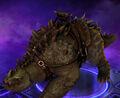 Saddled Battle Beast