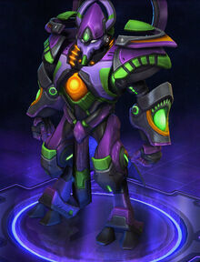 Artanis - PF - Purple