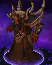 Gul'dan - Shadow Council - Chaos